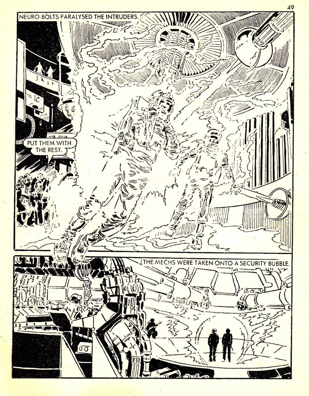 Starblazer issue 140 - Page 49