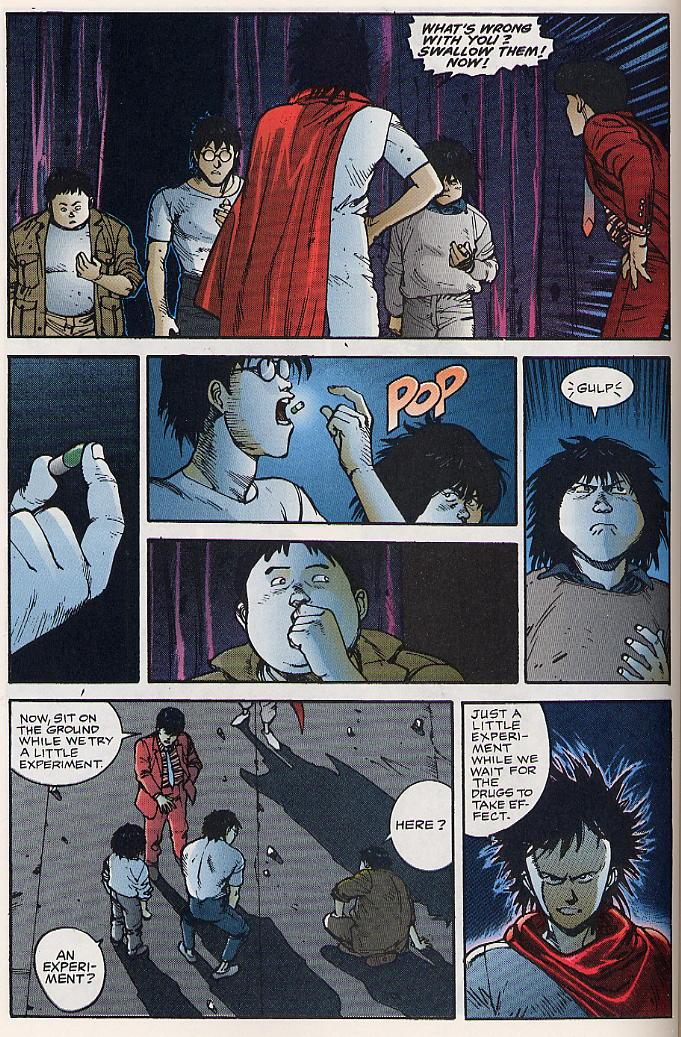 Read online Akira comic -  Issue #17 - 53