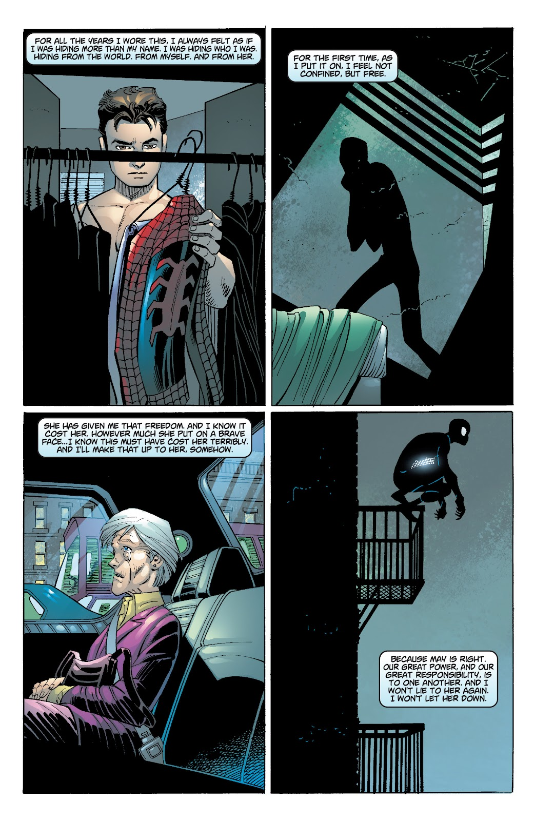 The Amazing Spider-Man by JMS Ultimate Collection issue TPB 1 (Part 3) - Page 1