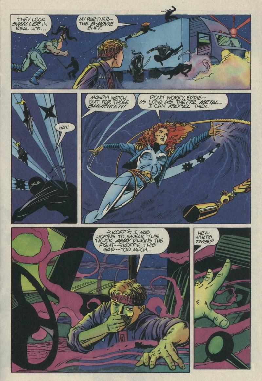 Read online Secret Weapons comic -  Issue #5 - 13