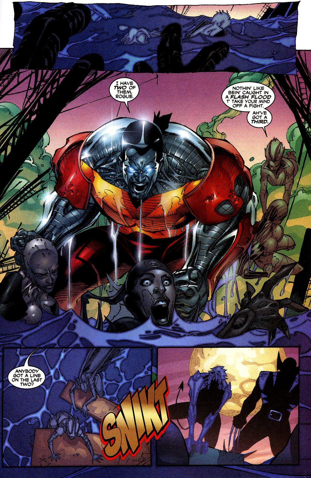 X-Men (1991) 105 Page 20