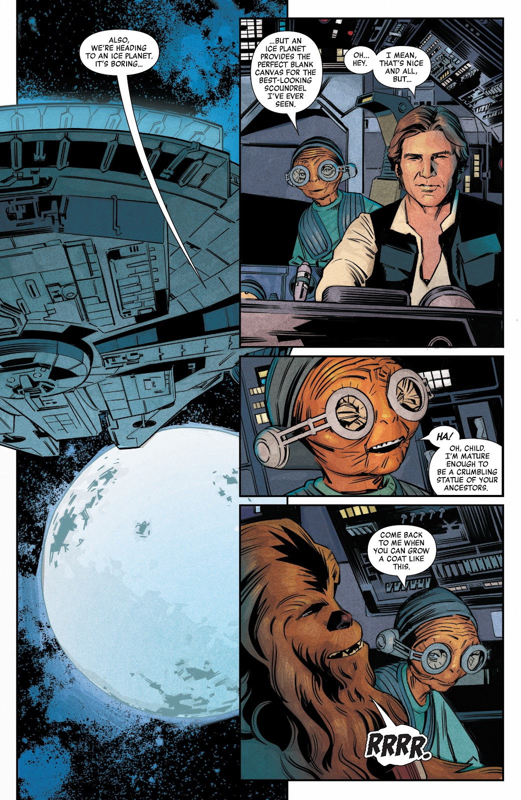 Read online Star Wars: Age of Republic: Heroes comic -  Issue # TPB - 92