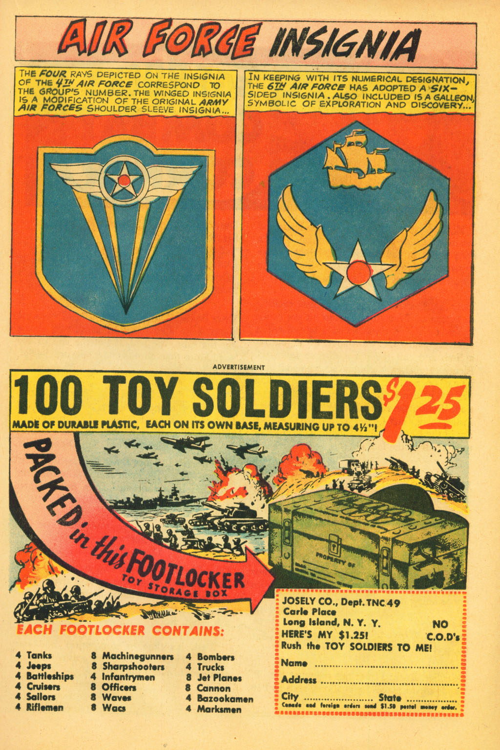 Our Fighting Forces (1954) issue 80 - Page 21