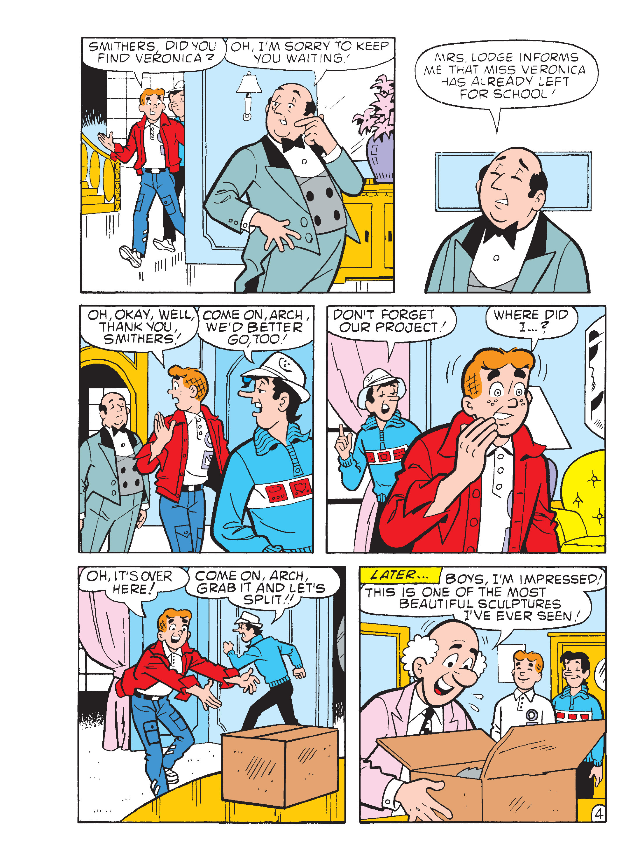 Read online Archie Giant Comics Collection comic -  Issue #Archie Giant Comics Collection TPB (Part 2) - 79