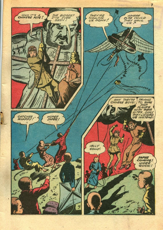 Read online Super-Magician Comics comic -  Issue #14 - 7