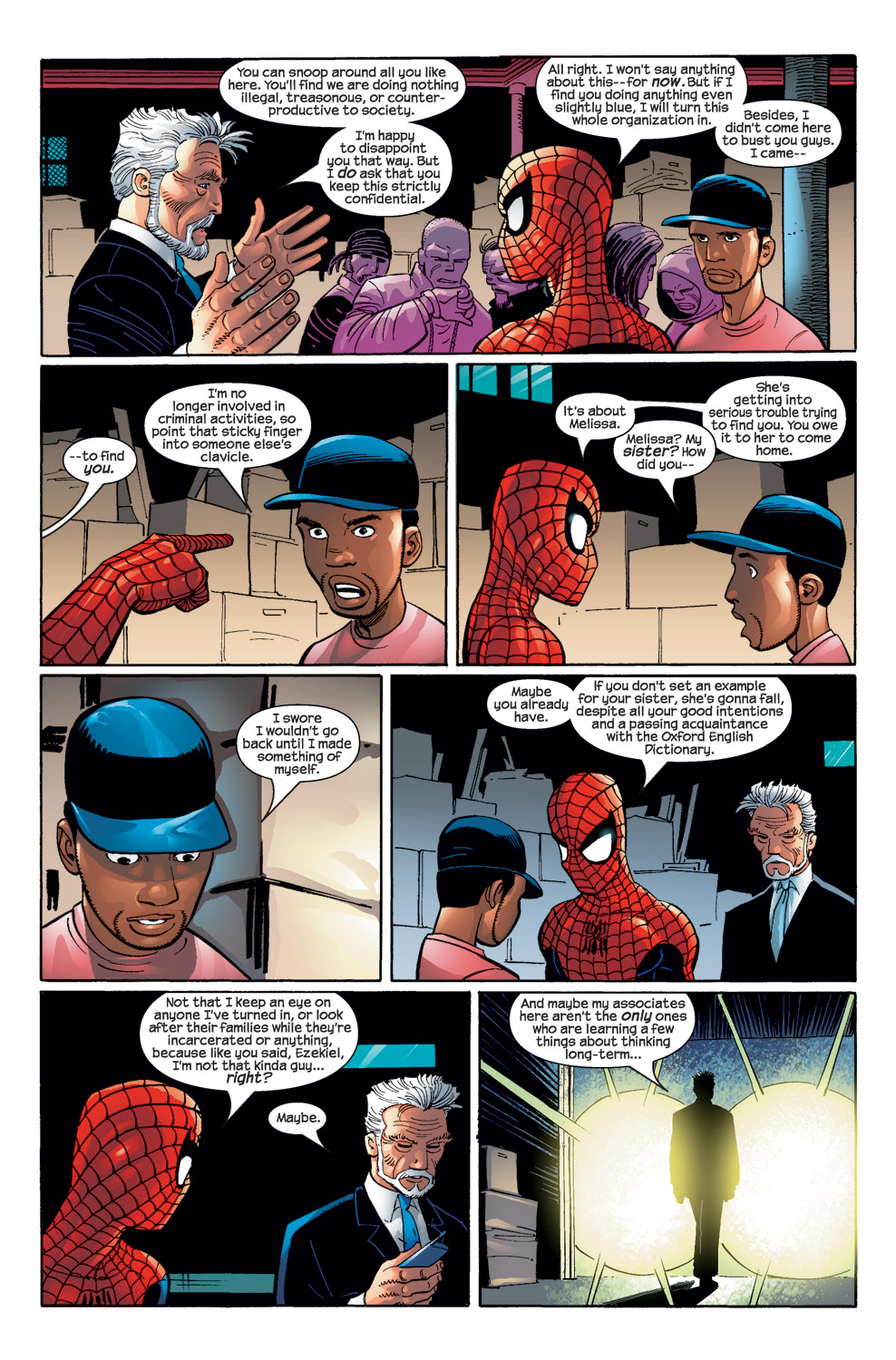 The Amazing Spider-Man (1999) 56 Page 18