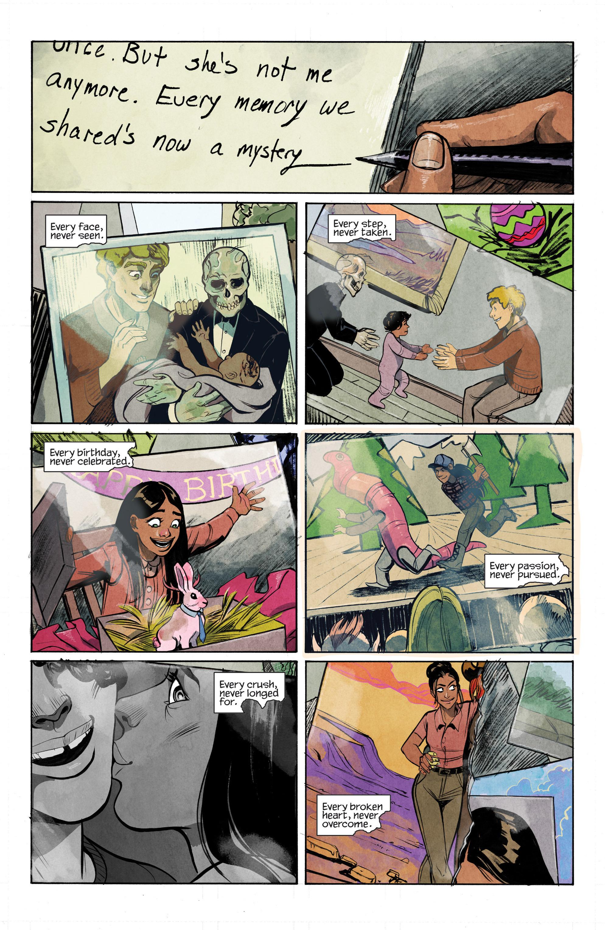 Read online Shutter comic -  Issue #13 - 3