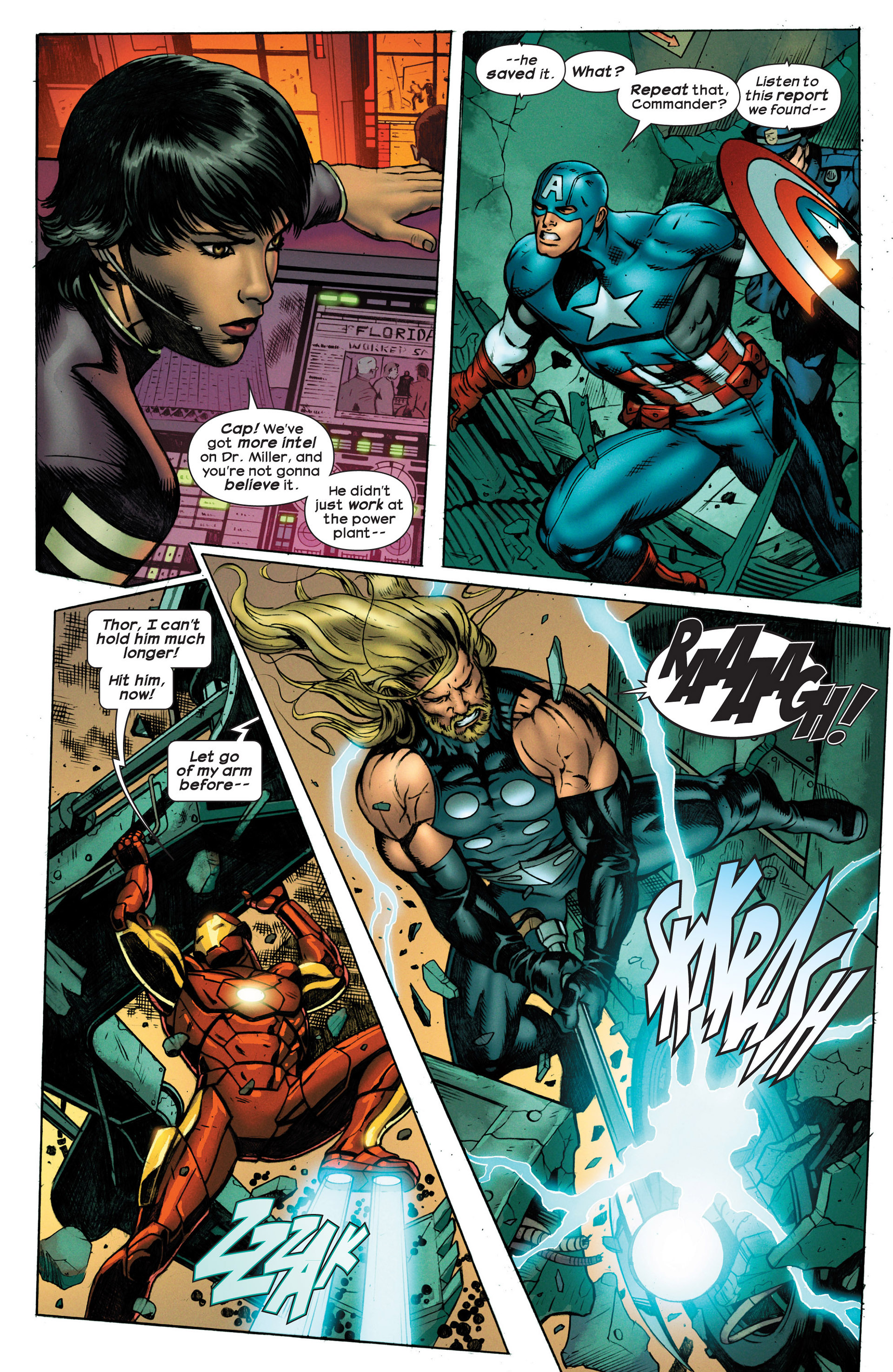 Read online Ultimate Comics Ultimates comic -  Issue #18.1 - 17