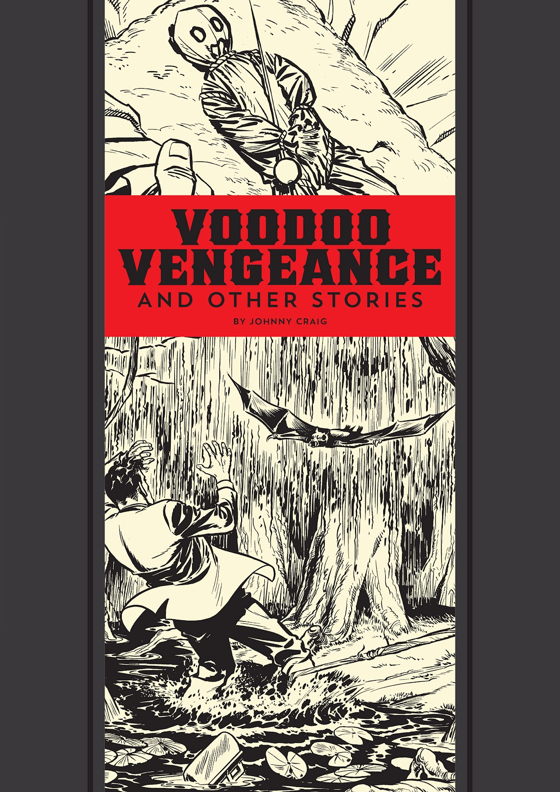 Read online Voodoo Vengeance and Other Stories comic -  Issue # TPB (Part 1) - 1
