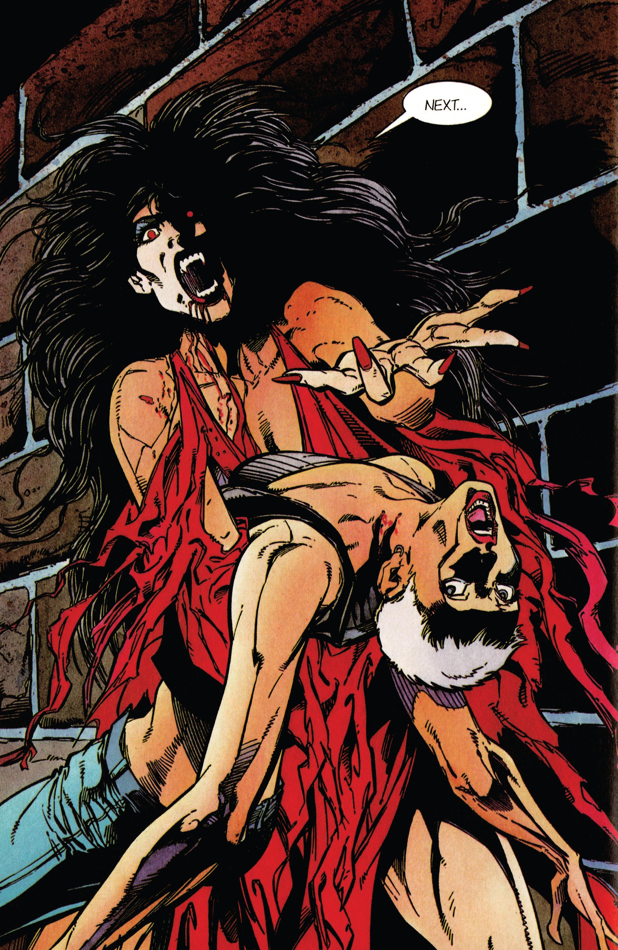Read online Shadowman (1992) comic -  Issue #40 - 8