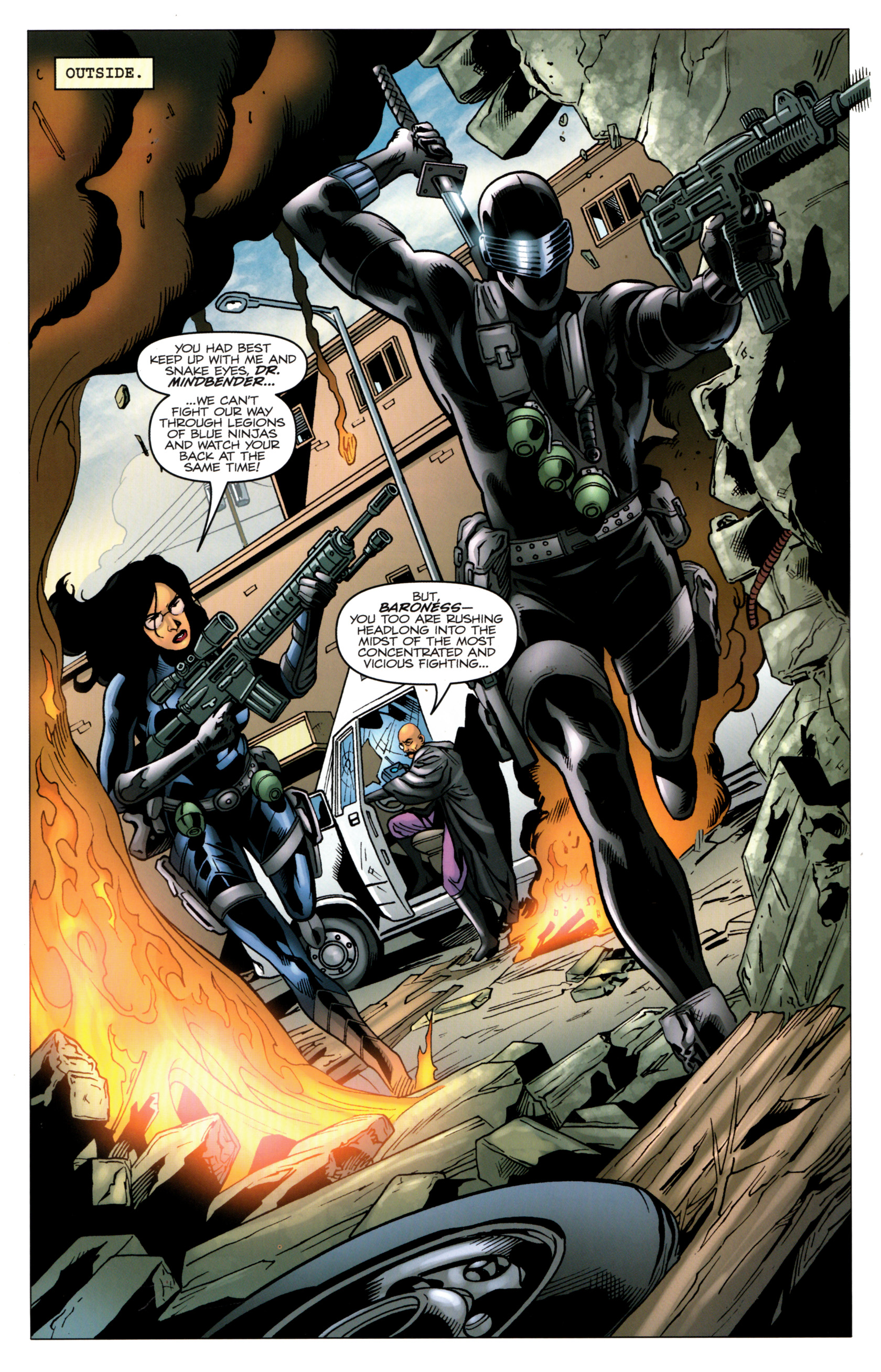 G.I. Joe: A Real American Hero 179 Page 5
