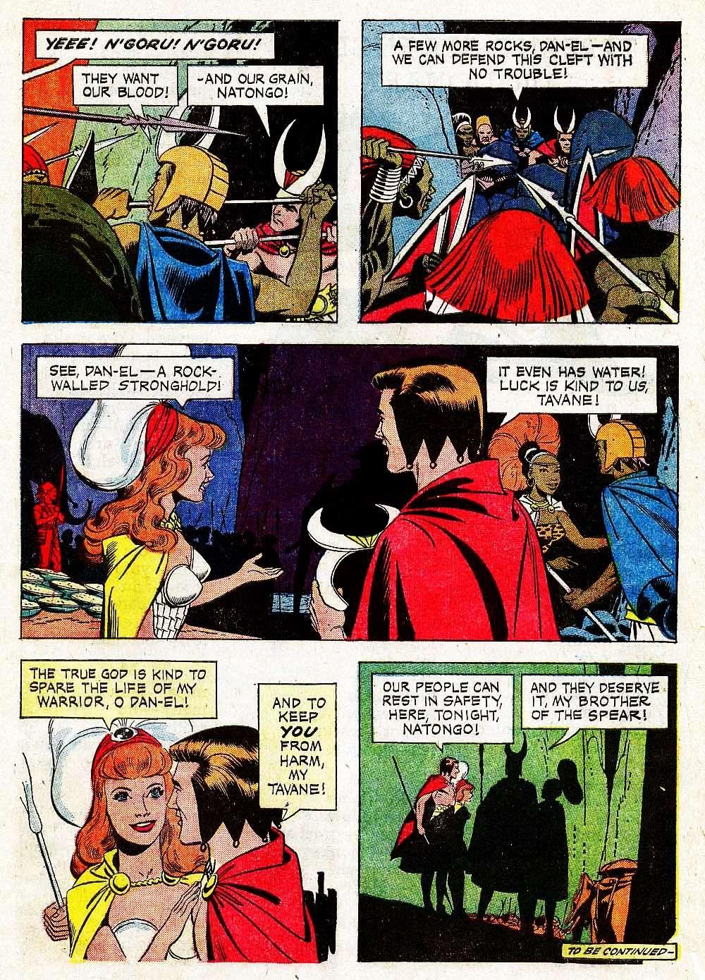 Tarzan (1962) issue 139 - Page 33
