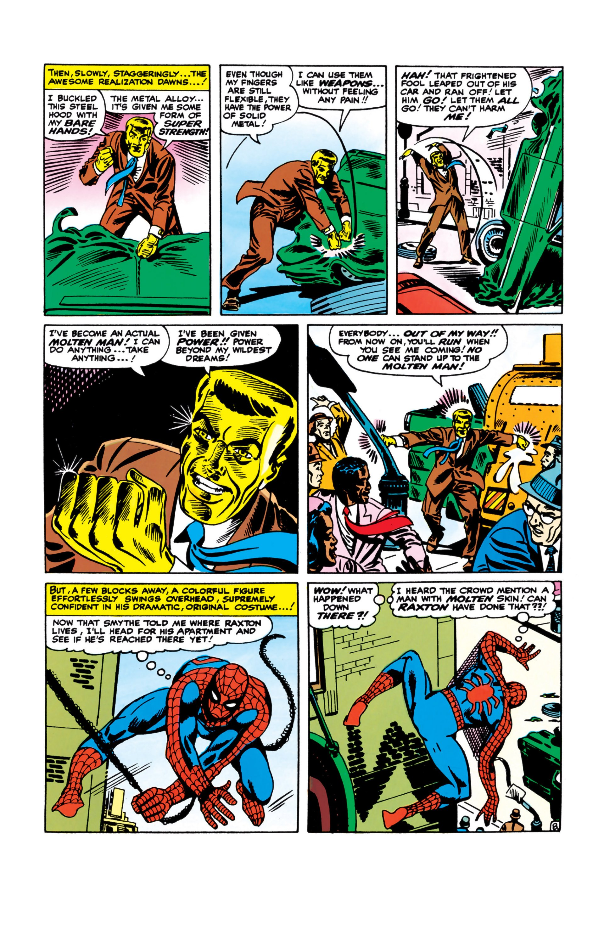 The Amazing Spider-Man (1963) 28 Page 8