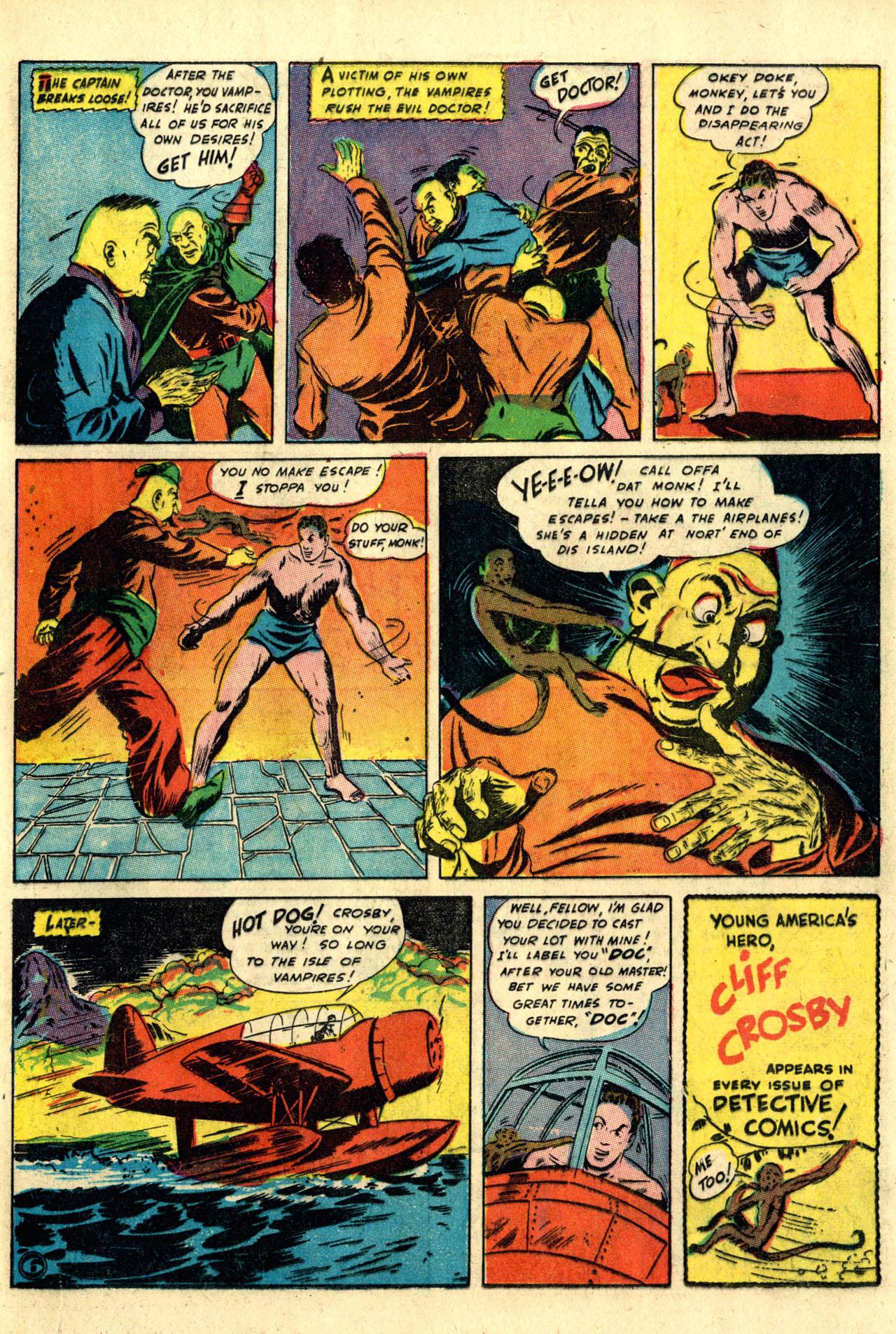 Read online Detective Comics (1937) comic -  Issue #44 - 57