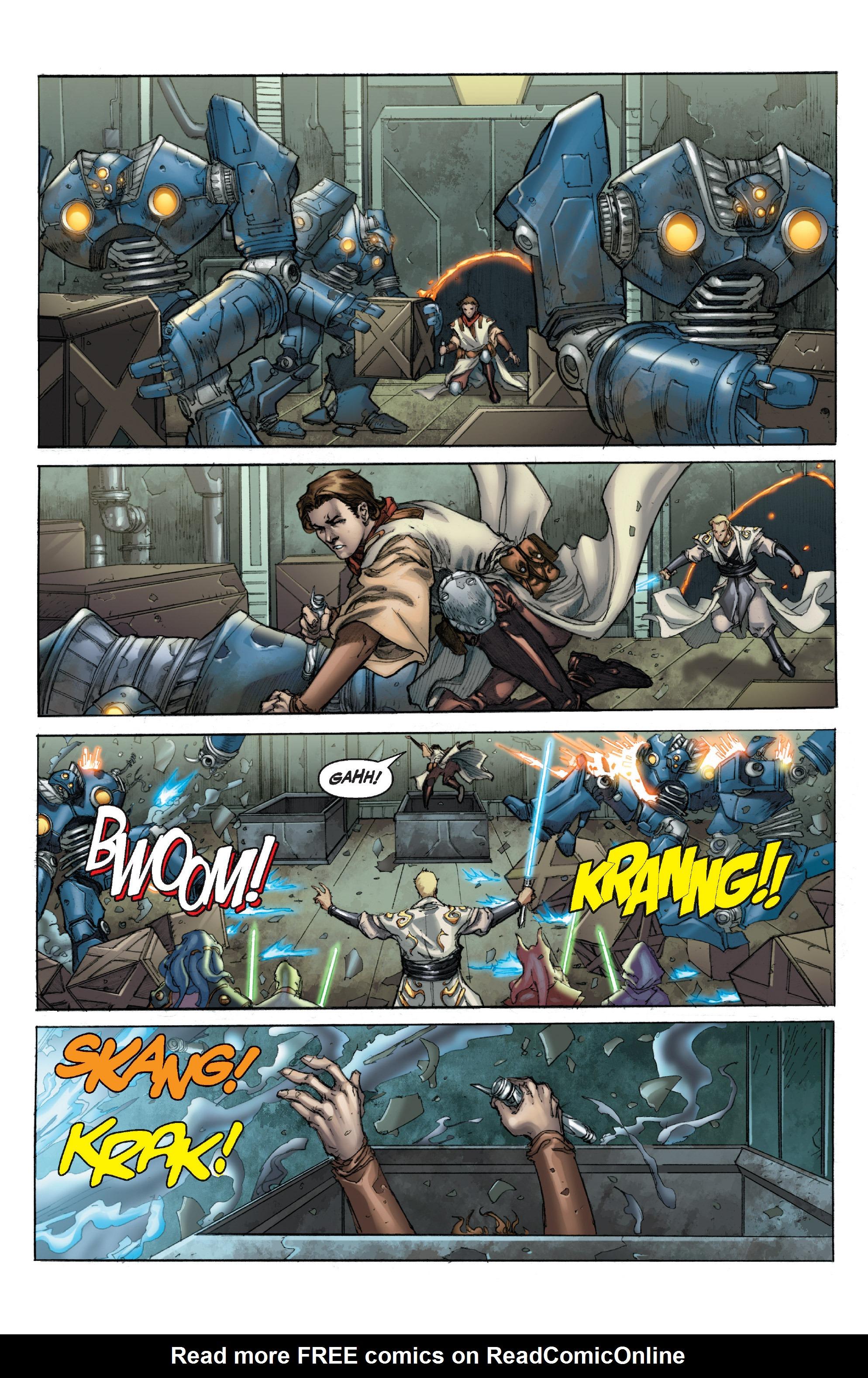 Read online Star Wars Omnibus comic -  Issue # Vol. 29 - 42