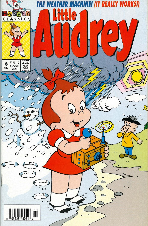 Little Audrey 6 Page 1