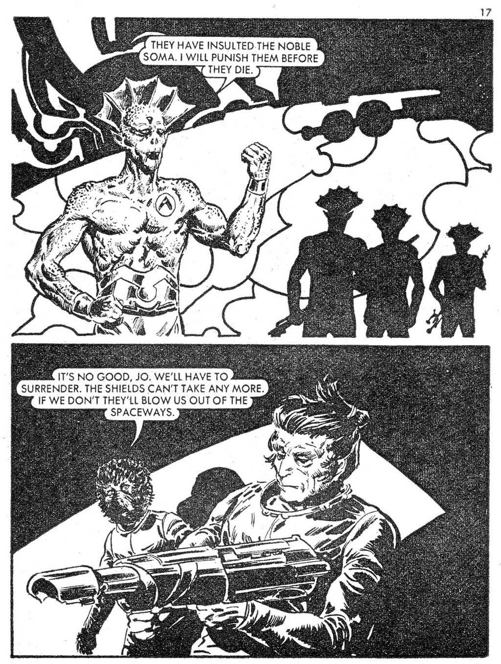 Starblazer issue 16 - Page 17