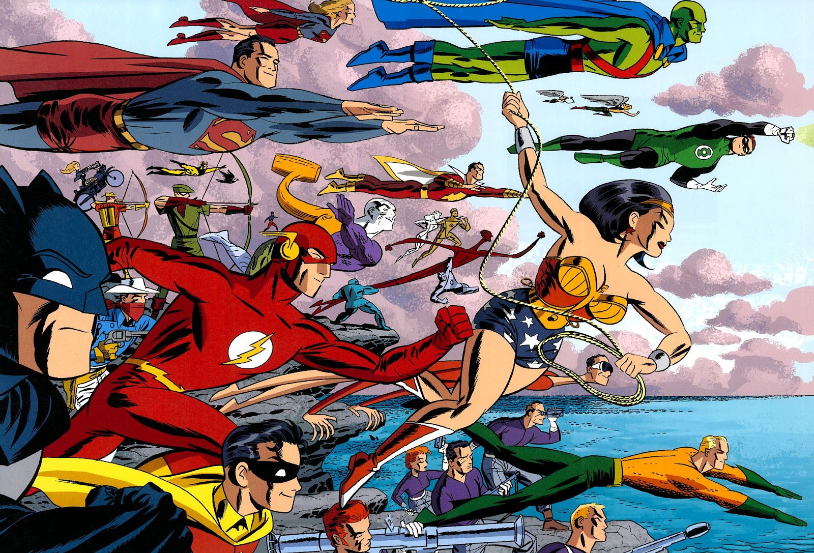 Read online 75 Years Of DC Comics comic -  Issue # TPB (Part 8) - 27