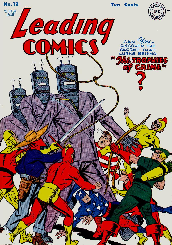 Leading Comics 13 Page 1