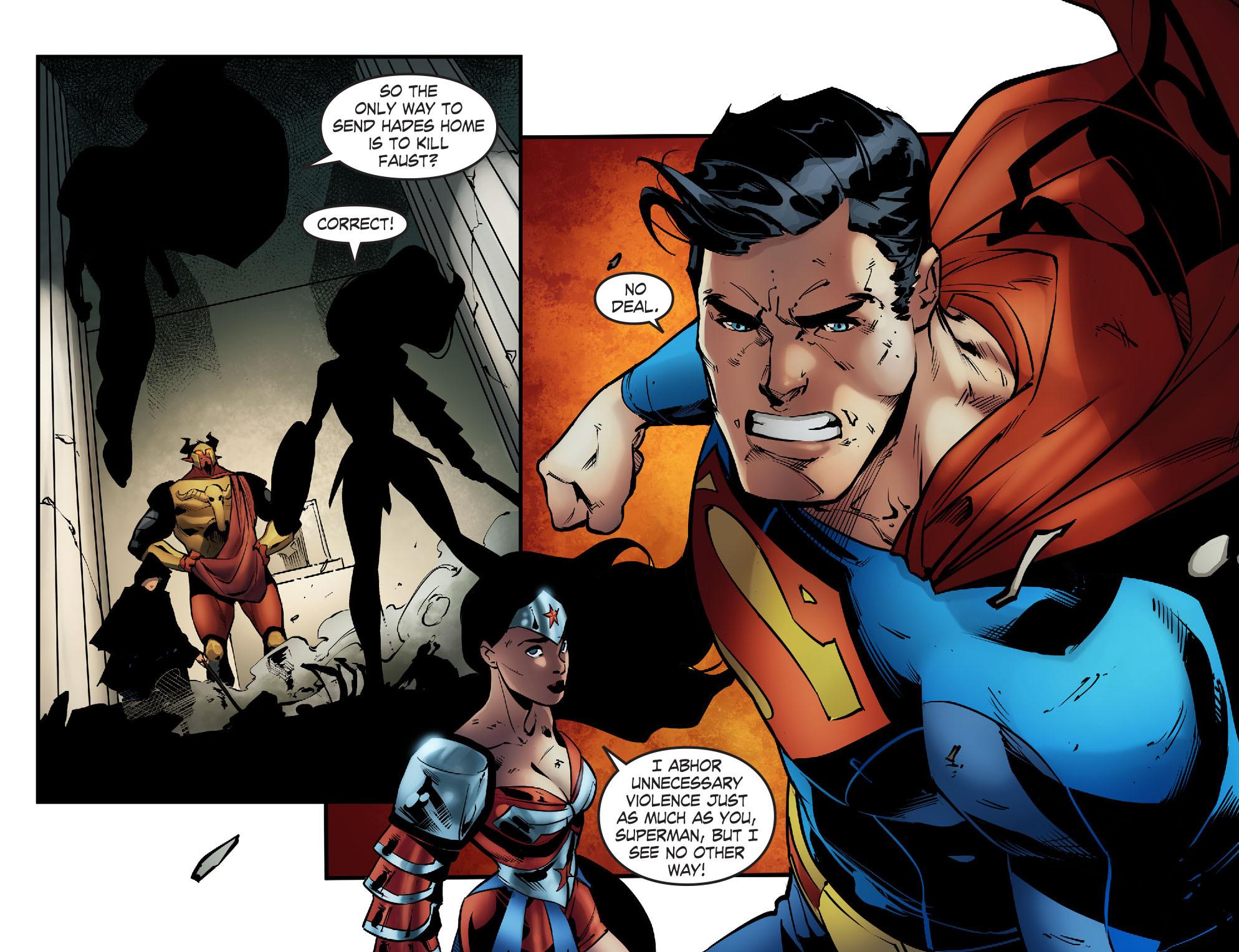 Read online Smallville: Season 11 comic -  Issue #68 - 13