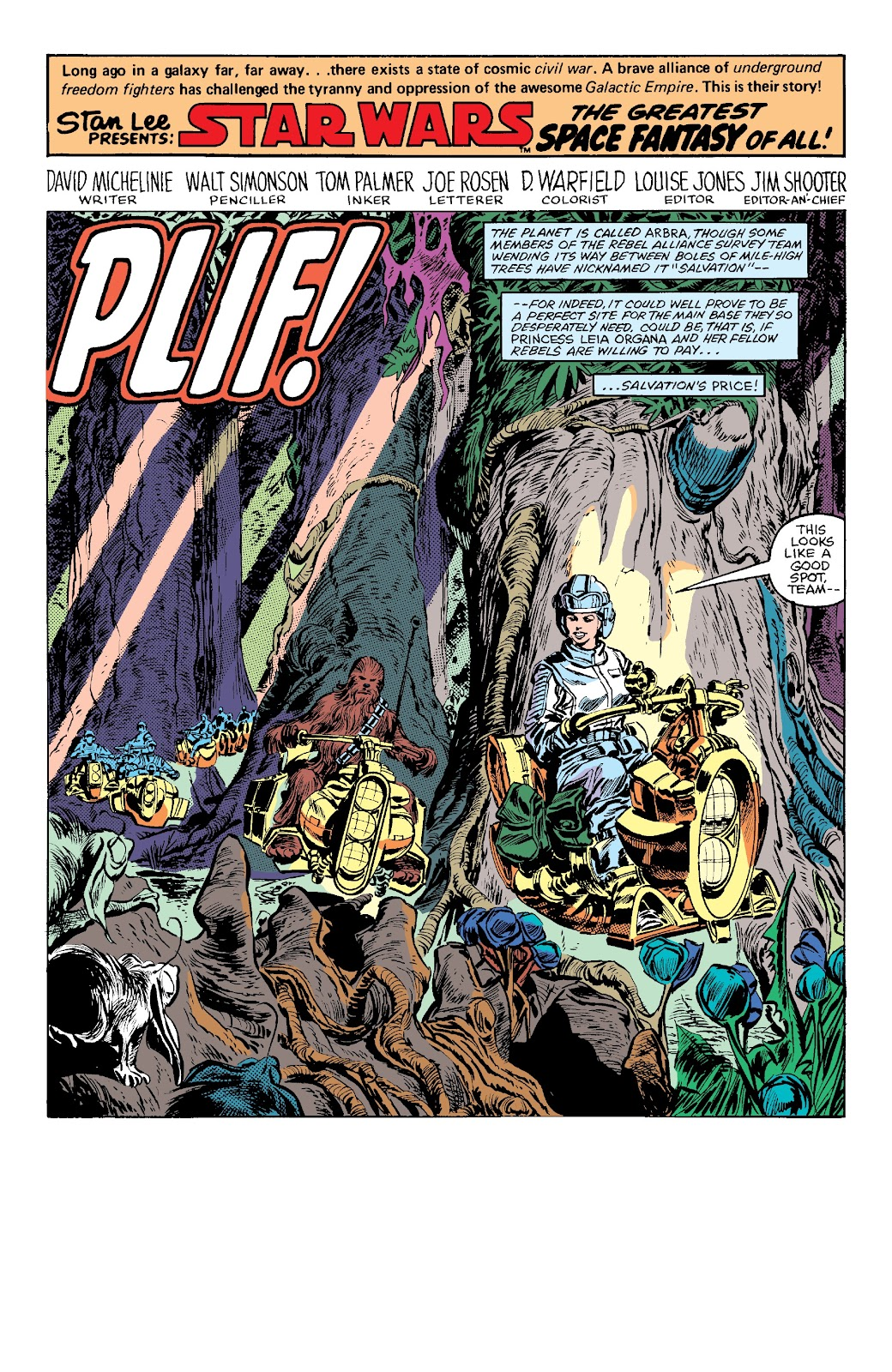 Read online Star Wars Legends: The Original Marvel Years - Epic Collection comic -  Issue # TPB 3 (Part 4) - 58
