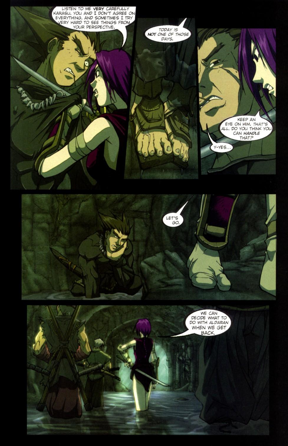 Read online Shidima comic -  Issue #3 - 13
