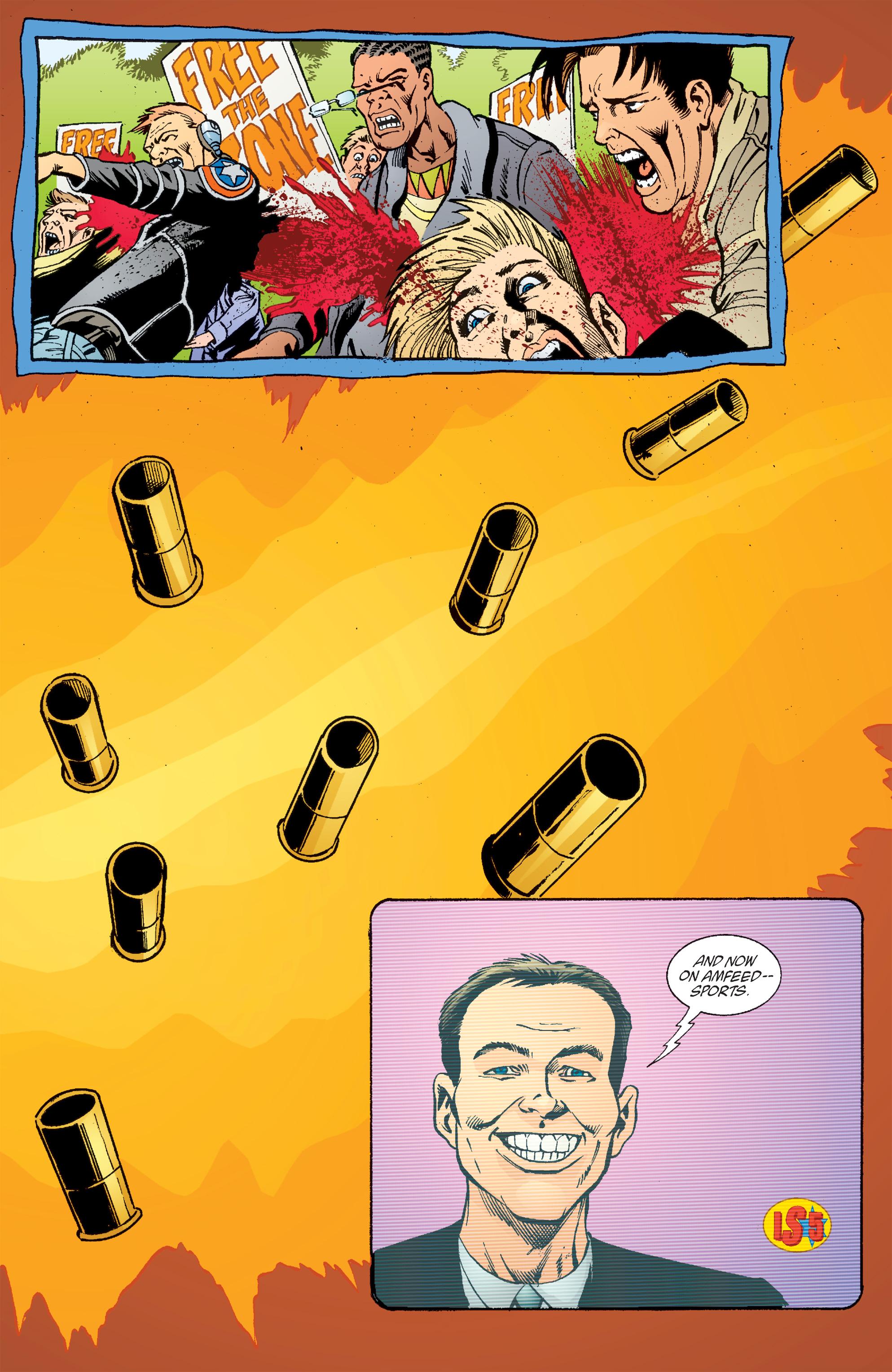 Read online Transmetropolitan comic -  Issue #57 - 5