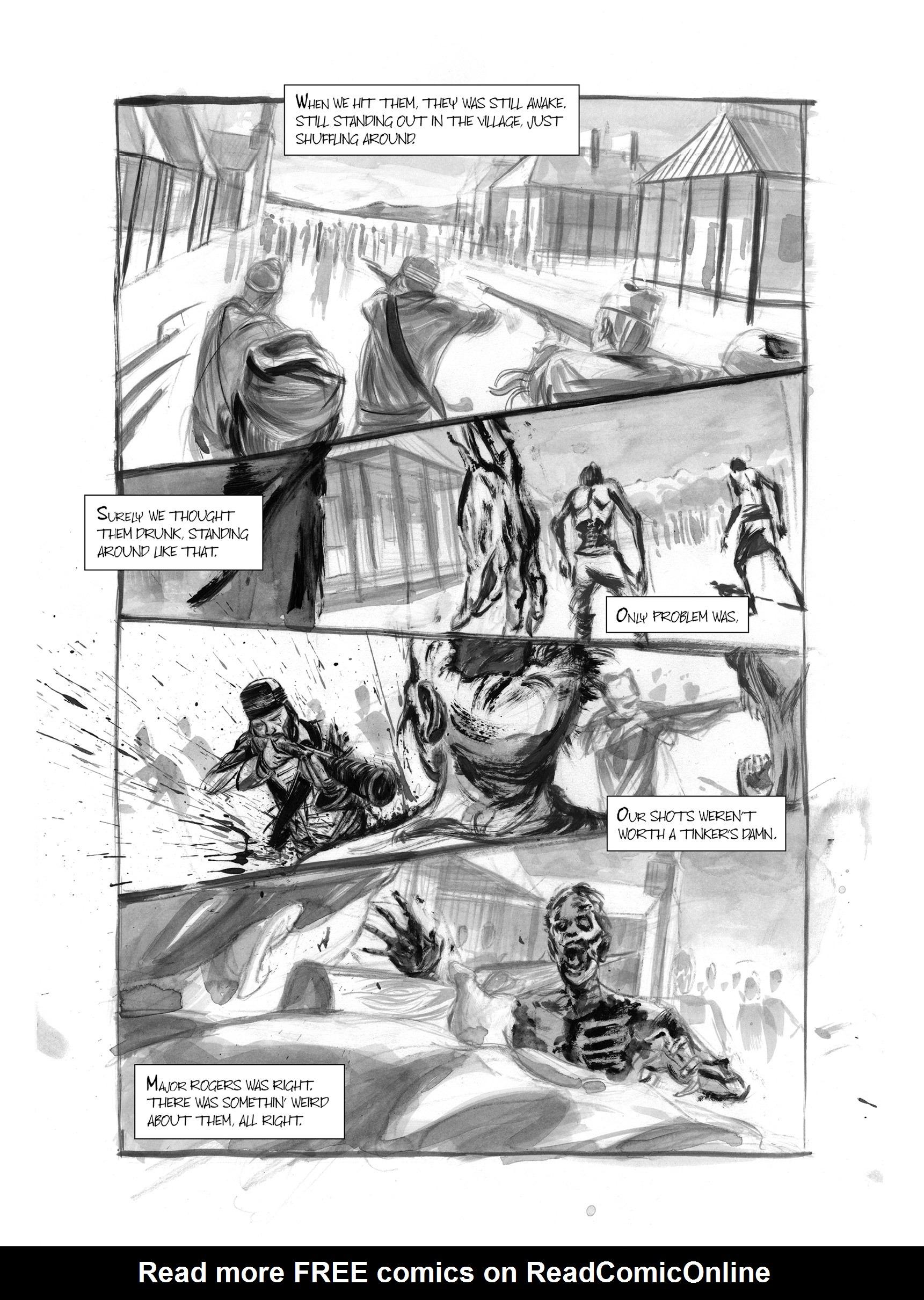 Read online FUBAR comic -  Issue #3 - 44