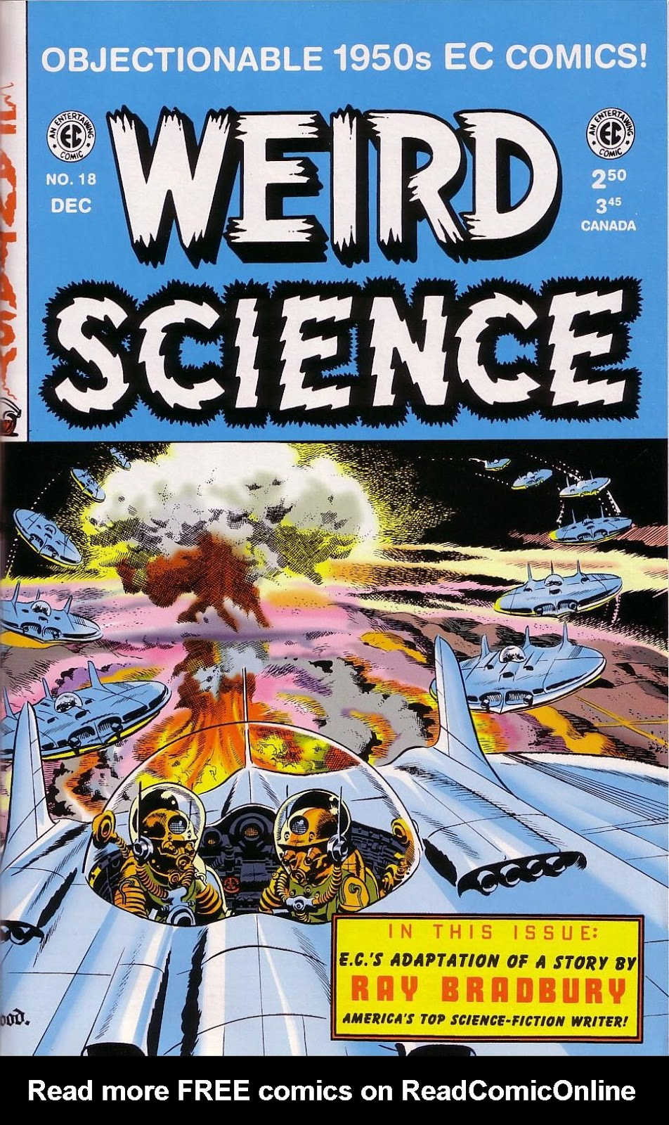 Weird Science issue 18 - Page 1