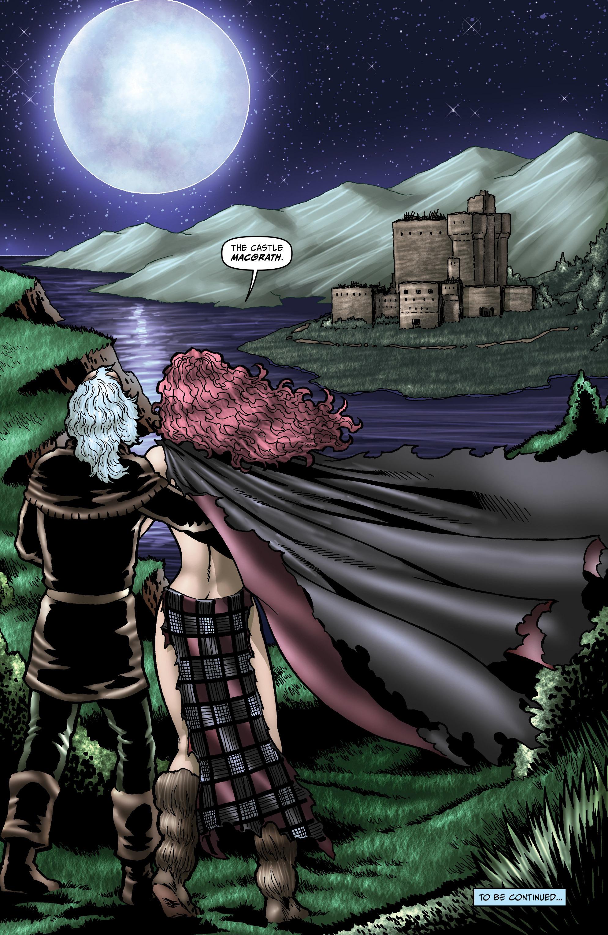 Read online Belladonna: Origins comic -  Issue #4 - 23