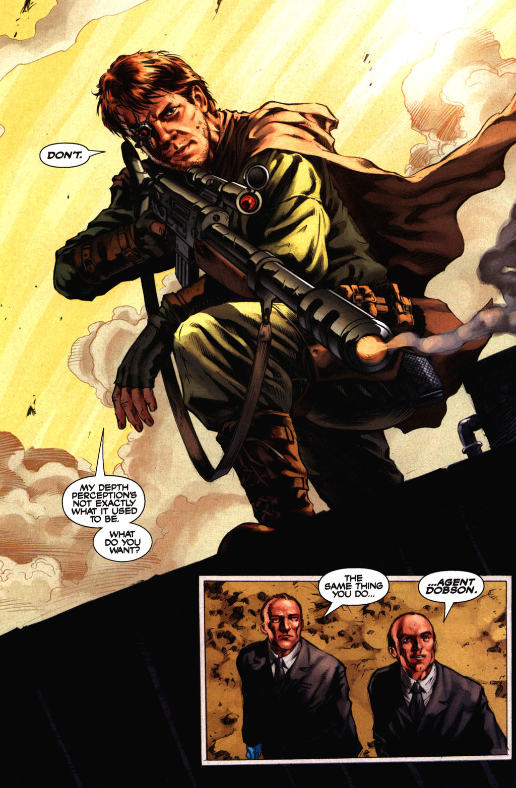 Read online Serenity comic -  Issue #2 - 6