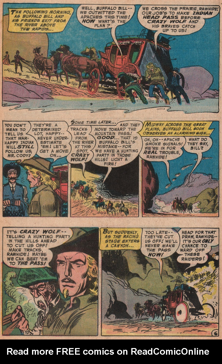 Read online All-Star Western (1970) comic -  Issue #9 - 23