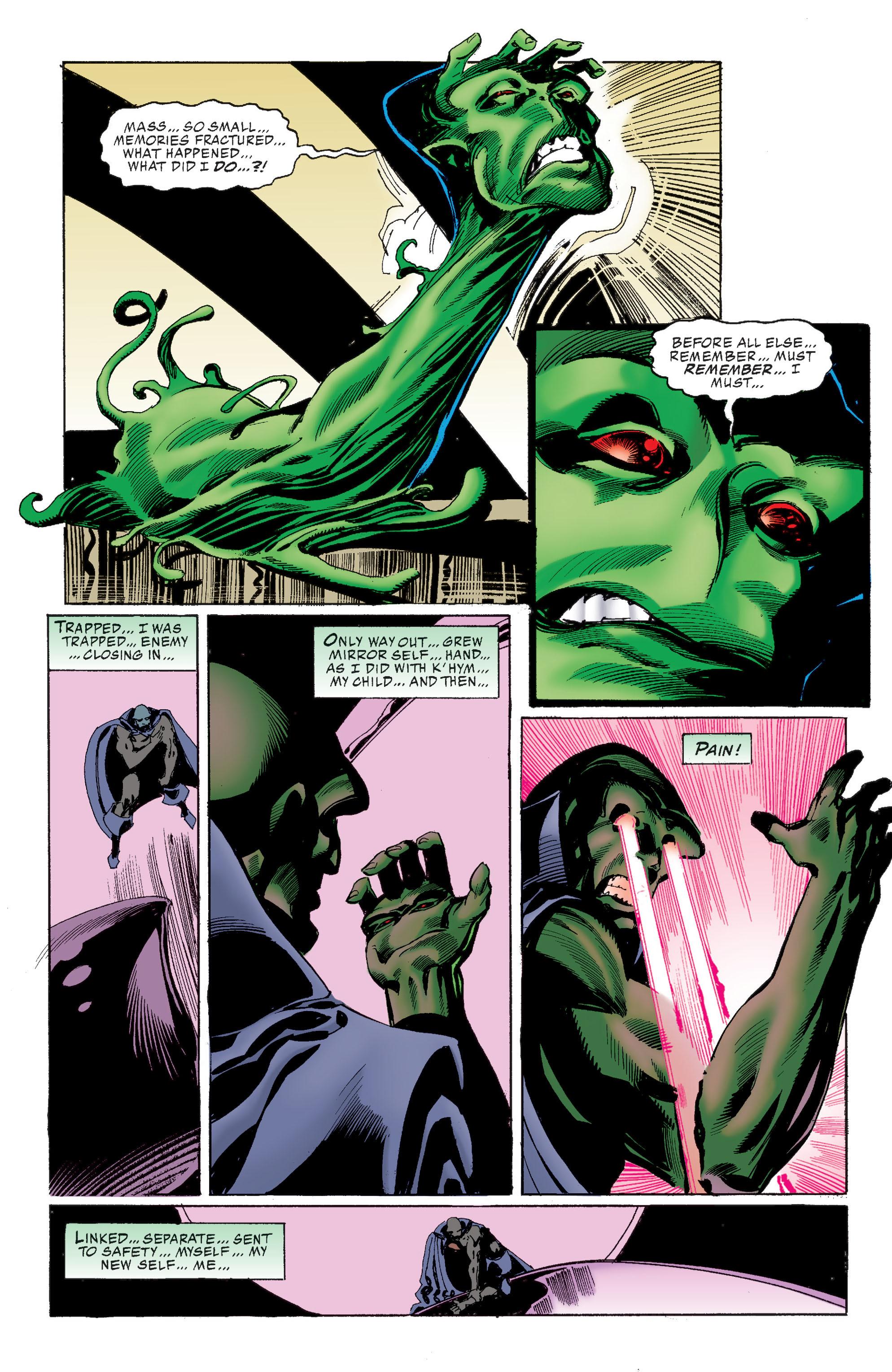 Read online Martian Manhunter: Son of Mars comic -  Issue # TPB - 198