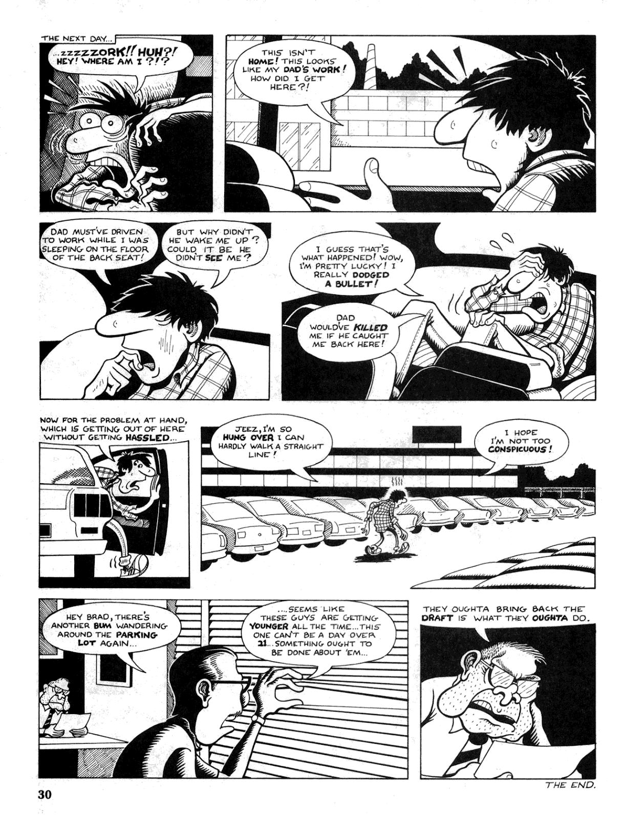 Read online Neat Stuff comic -  Issue #9 - 32