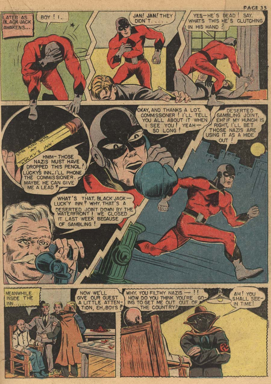 Zip Comics issue 31 - Page 35