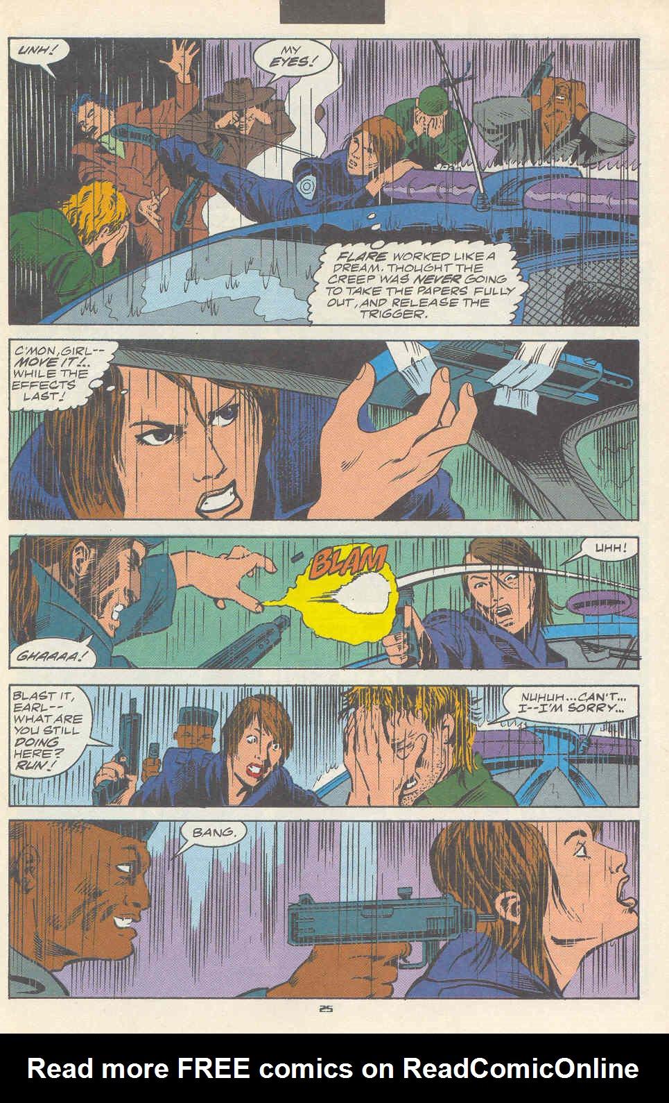 Read online Robocop (1990) comic -  Issue #17 - 20