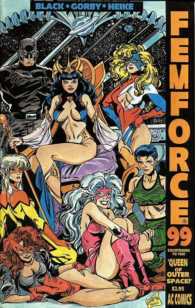 Femforce 99 Page 1