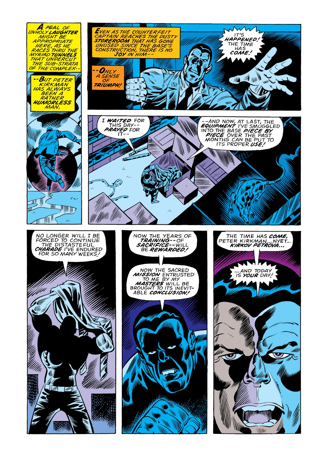 Read online Marvel Masterworks: The Incredible Hulk comic -  Issue # TPB 11 (Part 1) - 49
