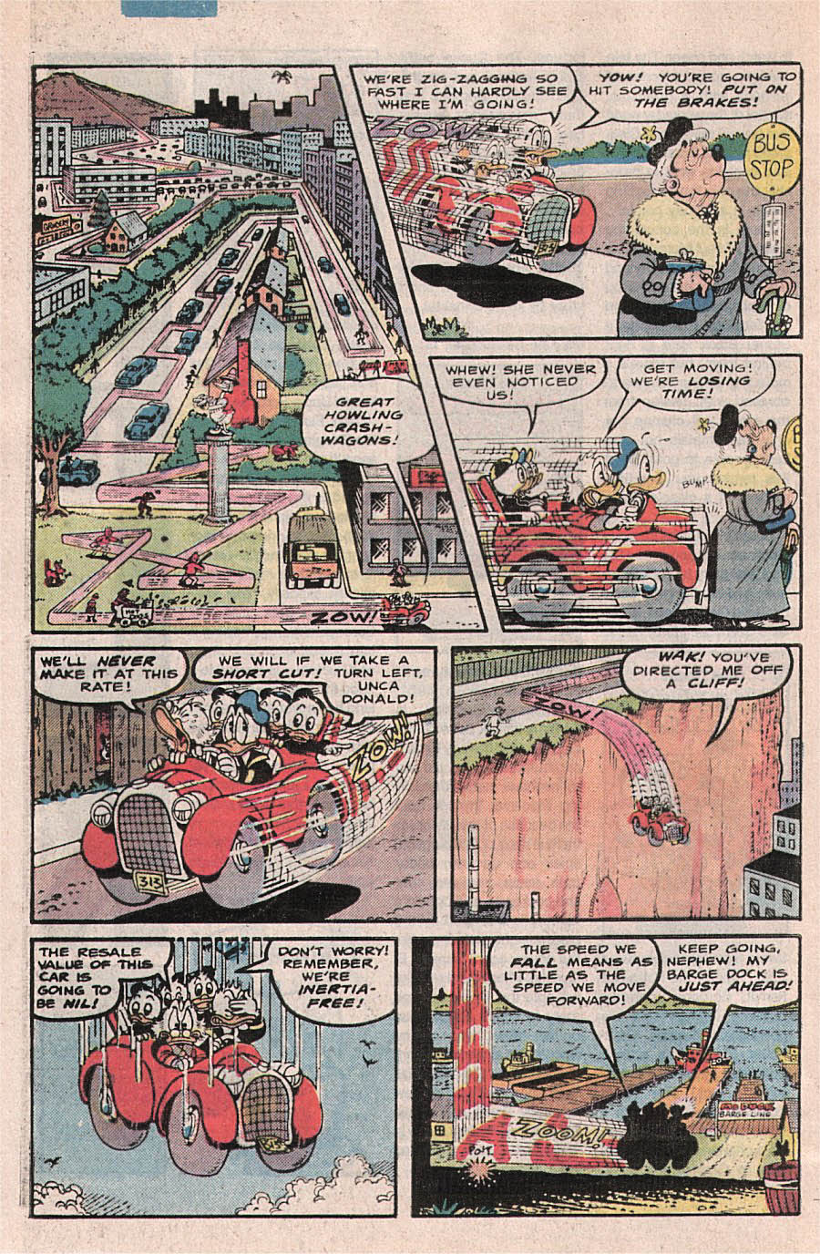 Read online Uncle Scrooge (1953) comic -  Issue #224 - 28