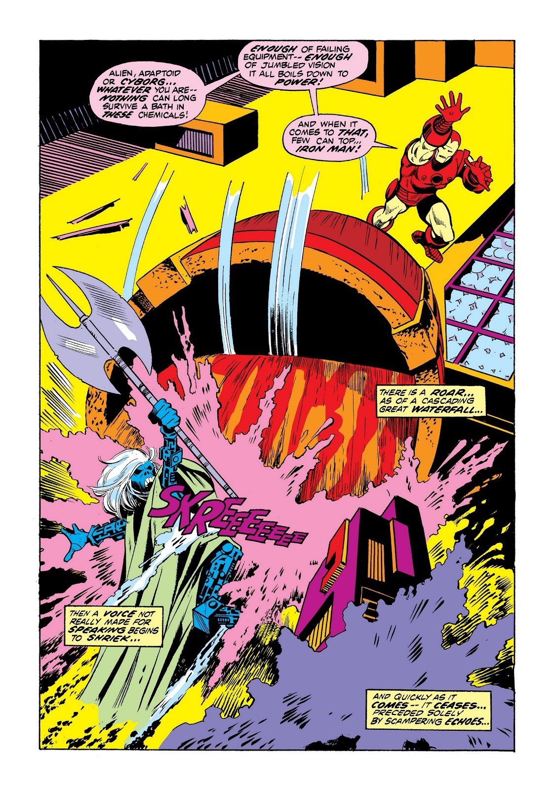 Read online Marvel Masterworks: The Invincible Iron Man comic -  Issue # TPB 8 (Part 3) - 68
