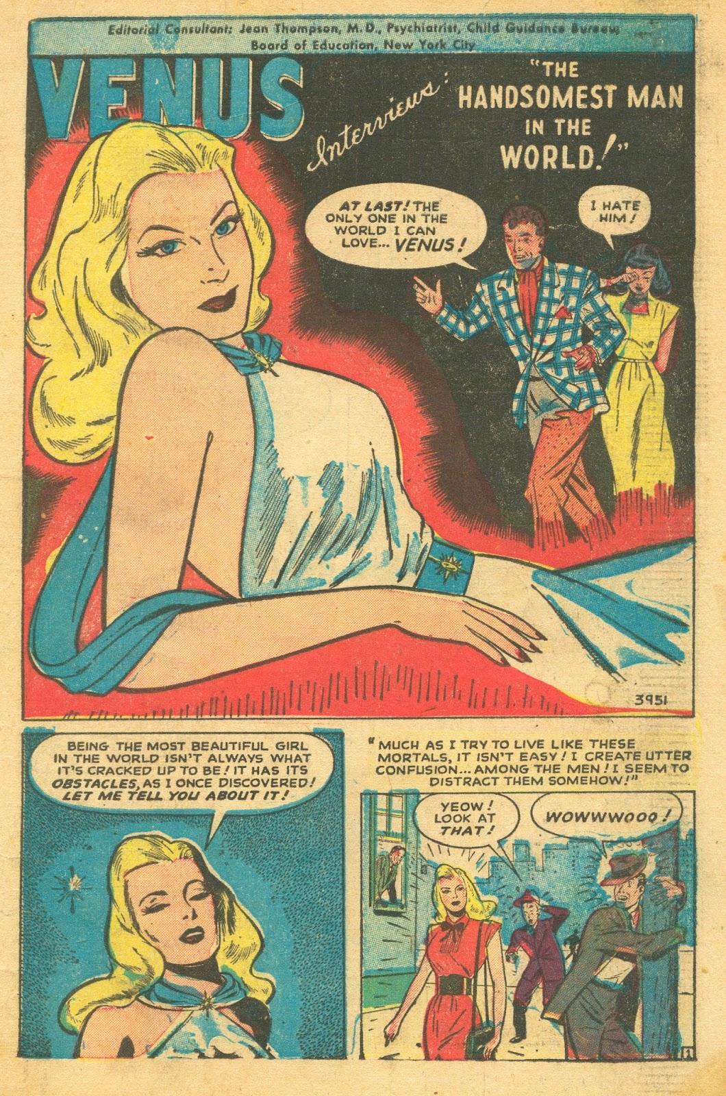 Venus (1948) issue 3 - Page 5