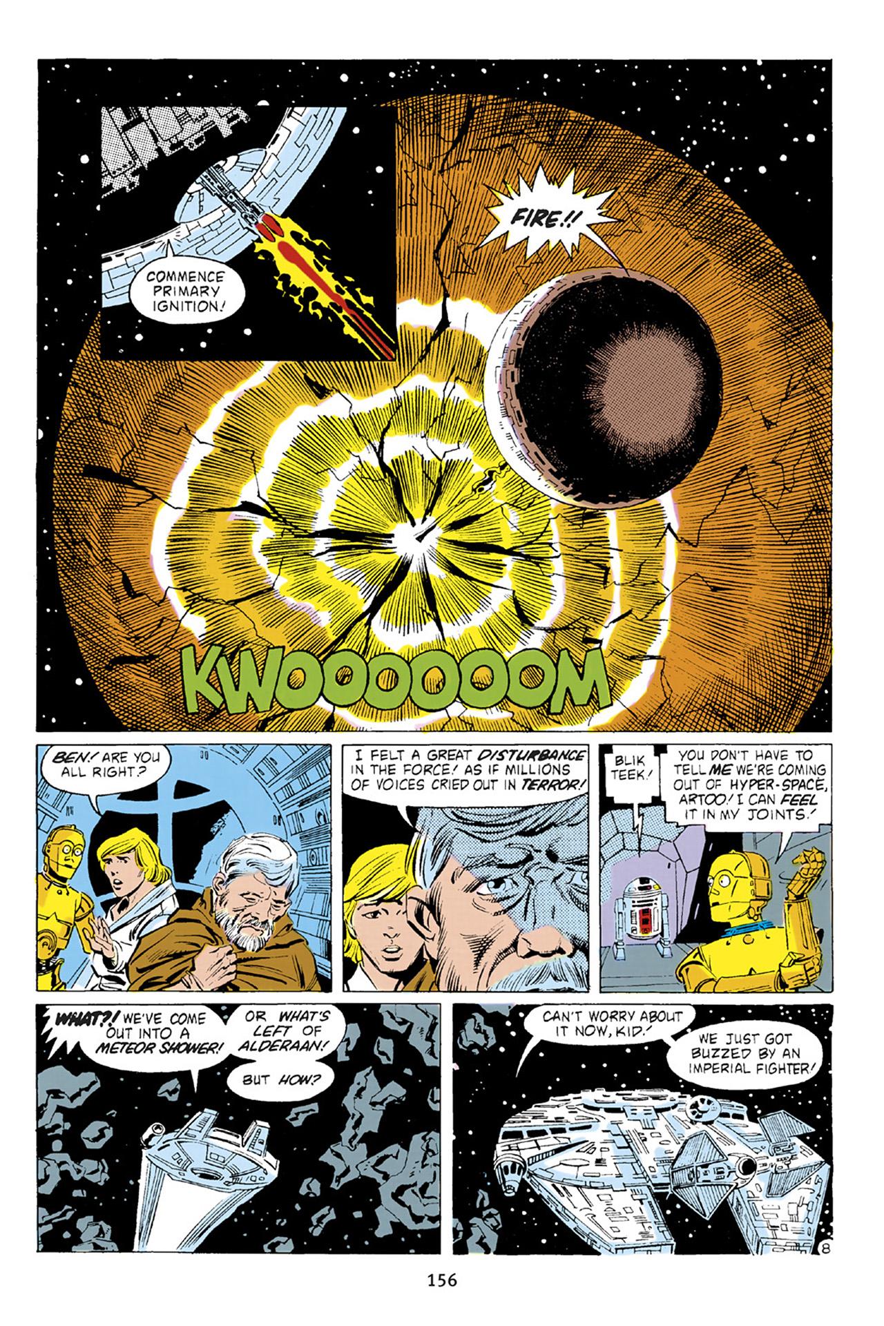 Read online Star Wars Omnibus comic -  Issue # Vol. 23 - 155