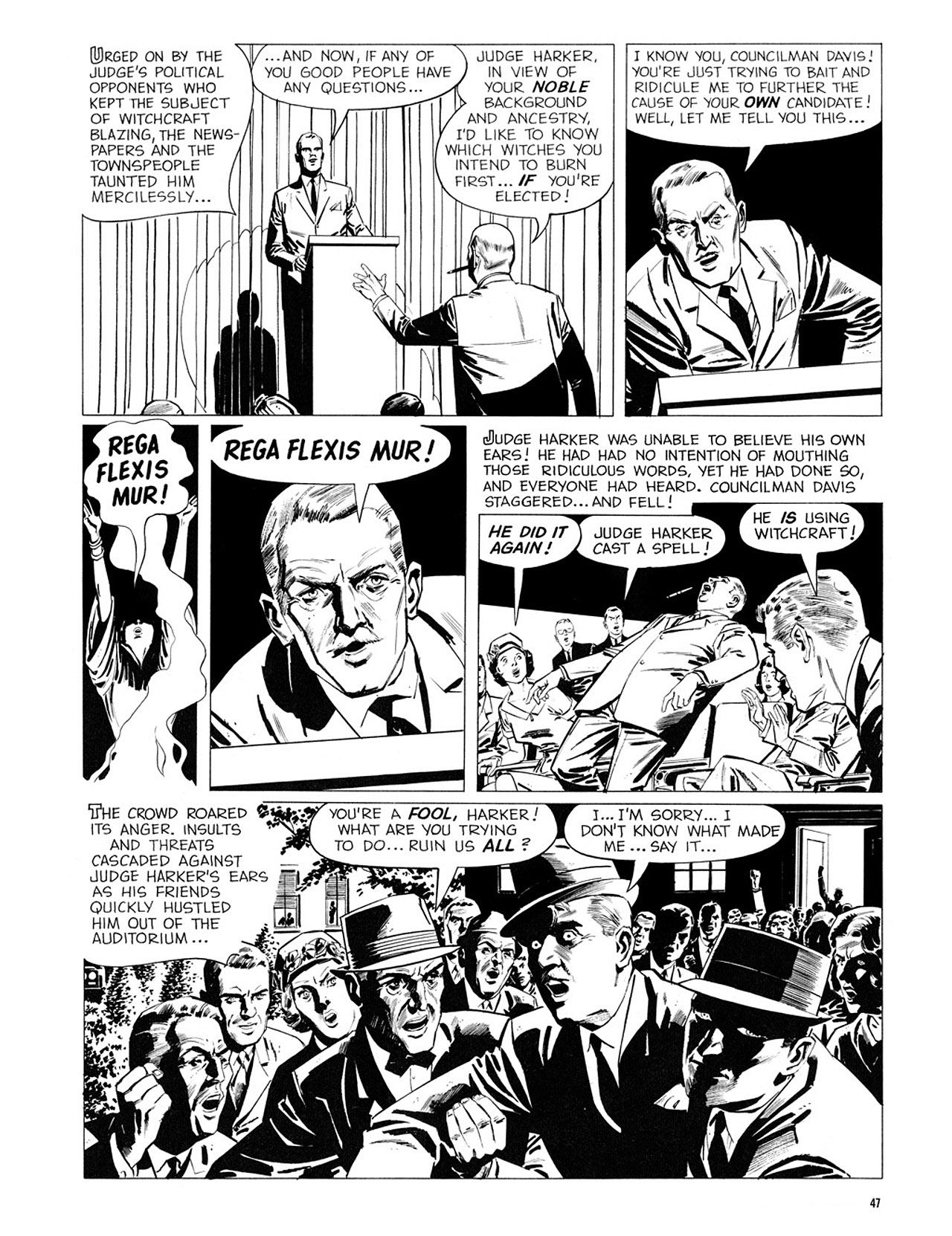 Read online Eerie Archives comic -  Issue # TPB 2 - 48