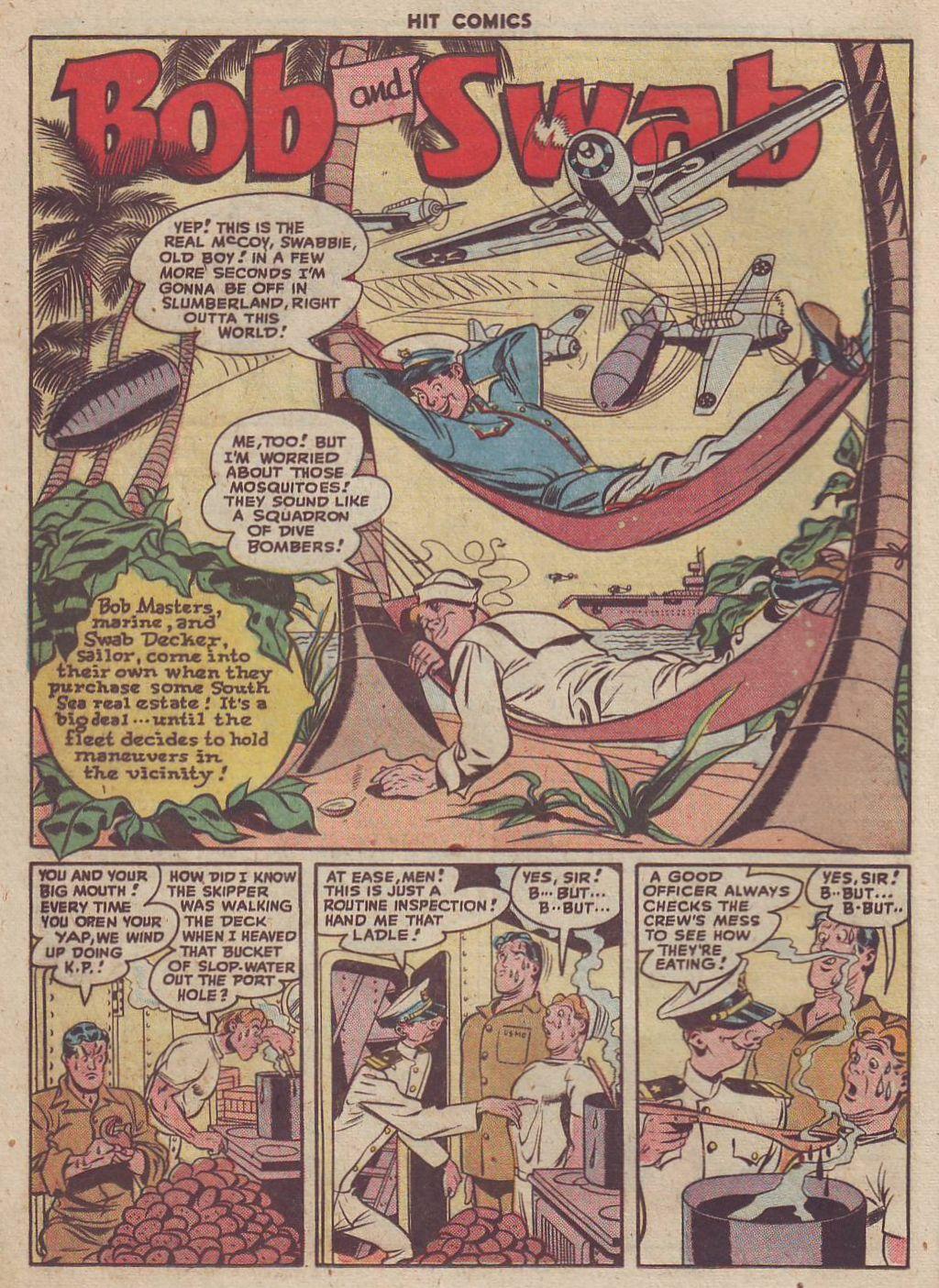 Read online Hit Comics comic -  Issue #51 - 16