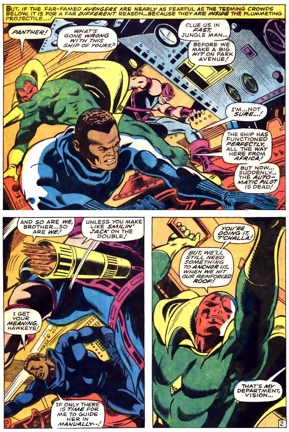 The Avengers (1963) 63 Page 2