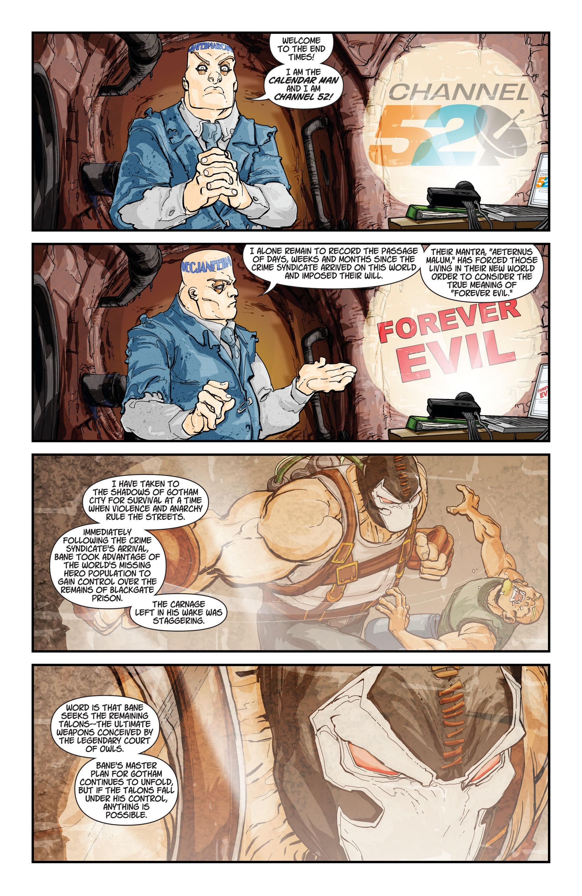 Read online Trinity of Sin: The Phantom Stranger comic -  Issue #13 - 21