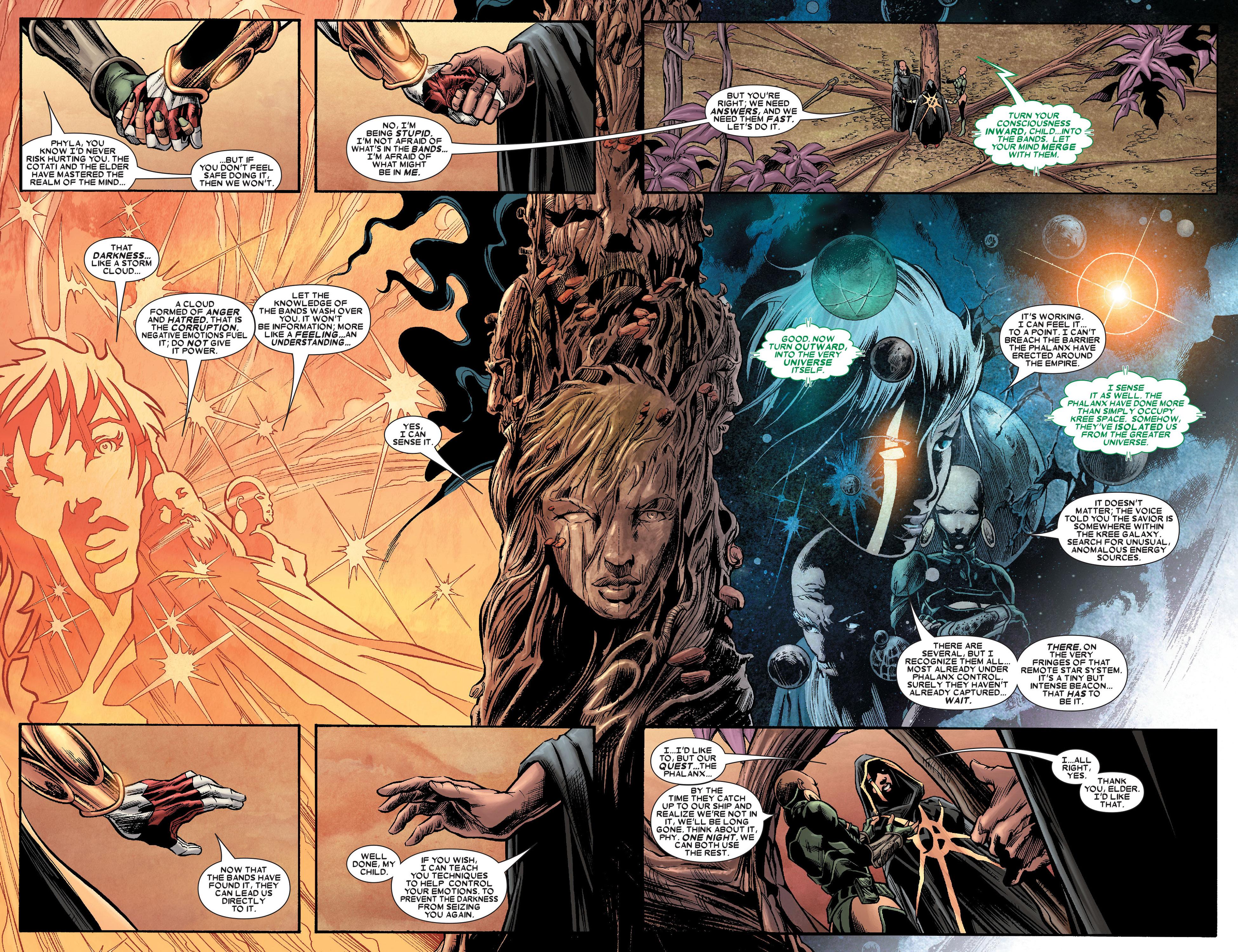 Read online Annihilation: Conquest - Quasar comic -  Issue #1 - 16