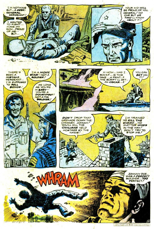 Read online Sgt. Rock comic -  Issue #316 - 16