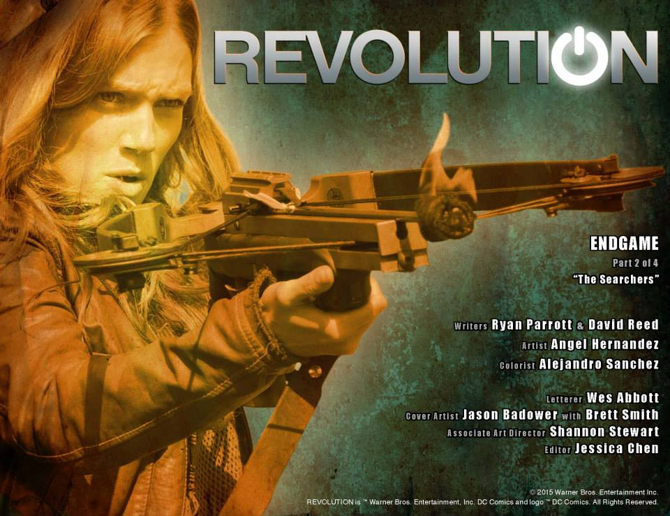 Read online Revolution (2015) comic -  Issue #2 - 2