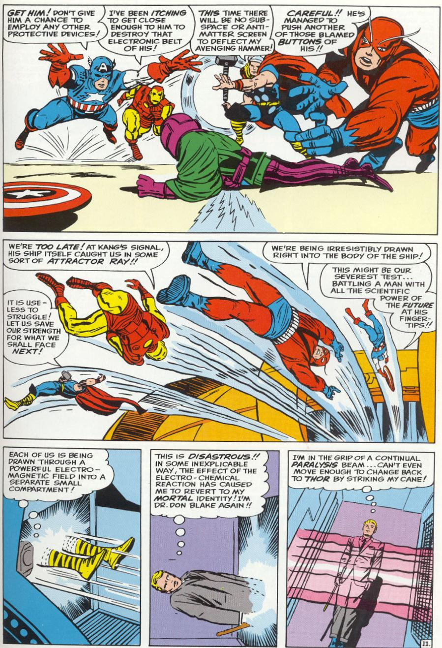 The Avengers (1963) 8 Page 11